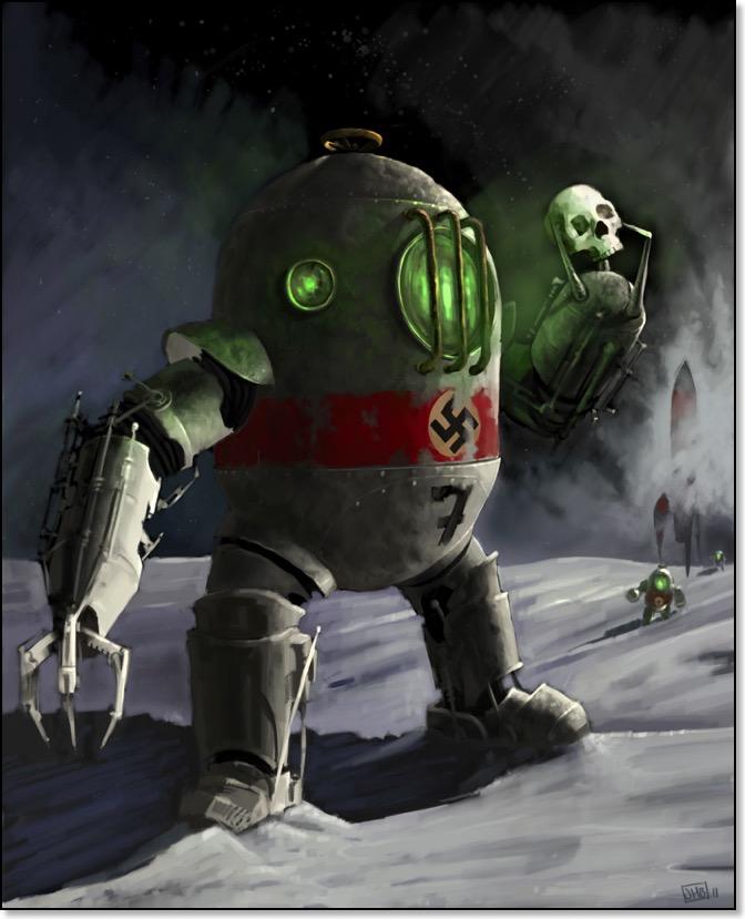 nazi space suits - photo #13